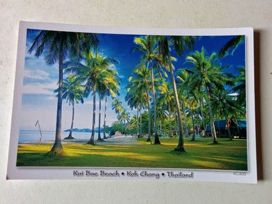 Old Kai Bae Beach Postcard