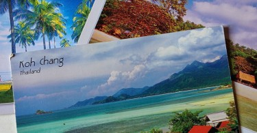 Postcards from Koh Chang