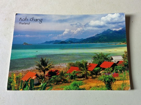 Siam Bay Resort Postcard