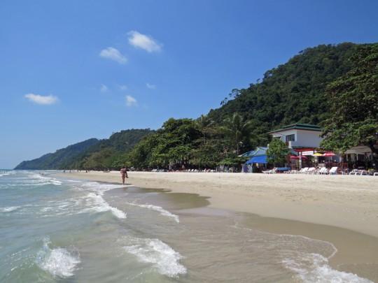 White Sand Beach 2015
