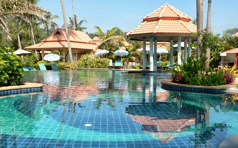Beach Resort In Siem Reap