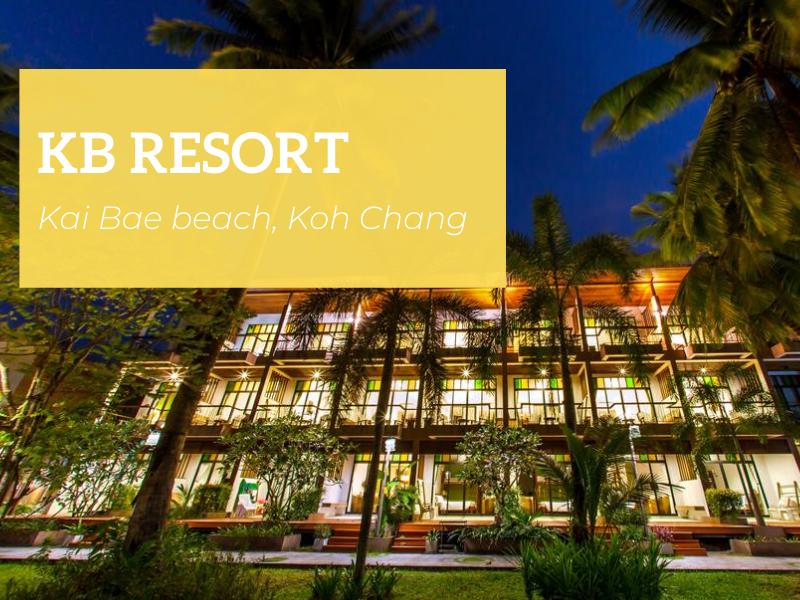 KB Resort, Kai Bae beach