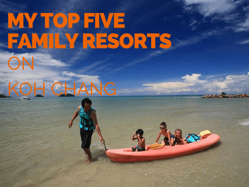 Family resorts on Koh Chang