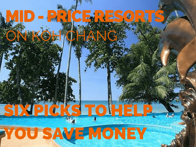 mid price resorts on Koh Chang