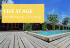 The Stage, Kai Bae beach, Koh Chang