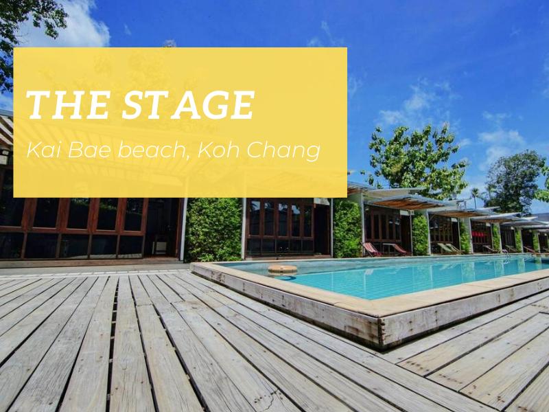 The Stage, Kai Bae beach, Koh Chang