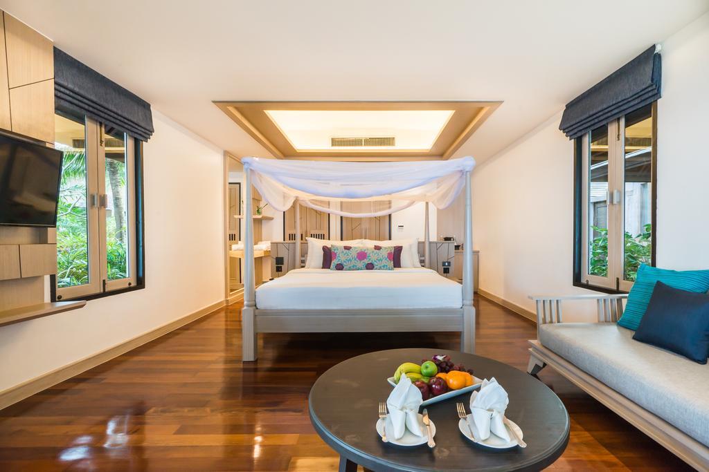 Pool Villa at Barali beach Resort