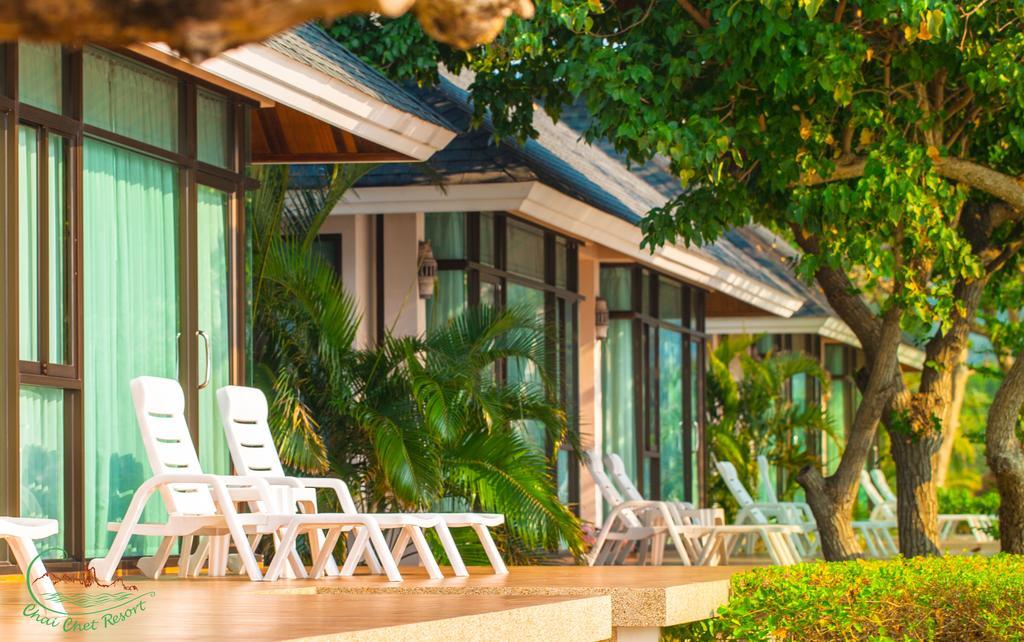 Sea View Villas, Chai Chet Resort