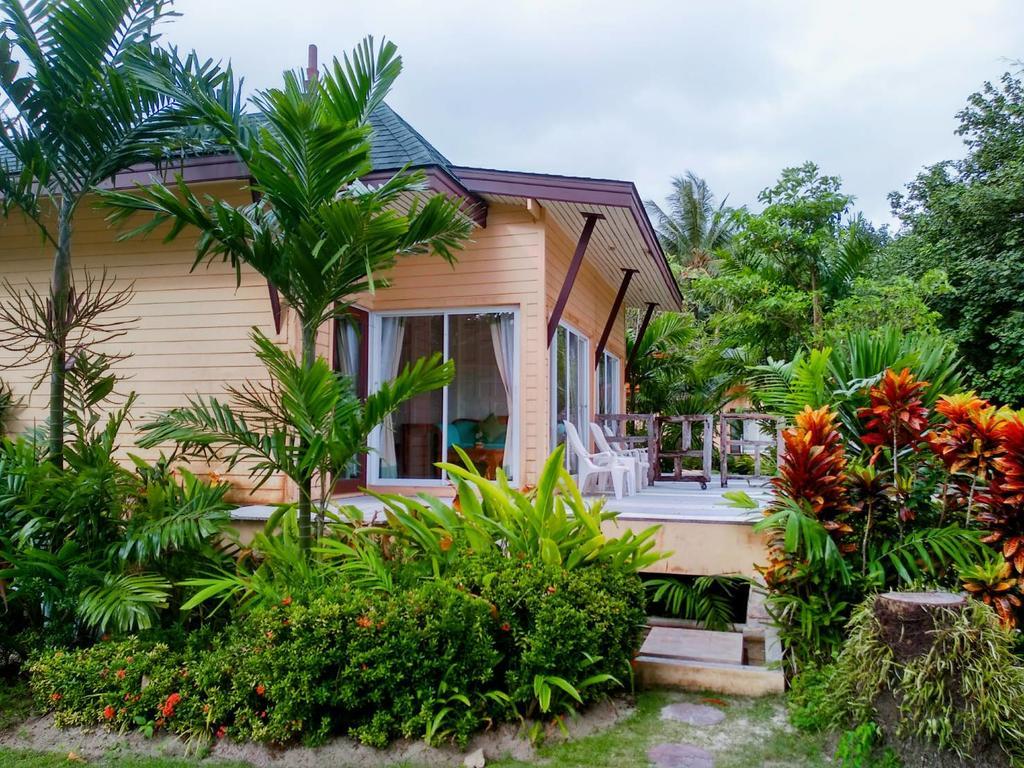 Beach Villa at Coconut Beach Resort, Klong Prao beach