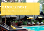 Banpu Resort, White Sand beach, Koh Chang