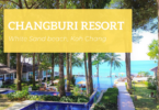Changburi Resort & Spa,White Sand beach, Koh Chang