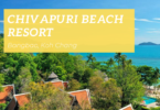 Chivapuri Beach Resort, Klong Kloi beach