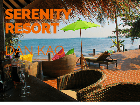 Serenity Resort. An excellent boutique hotel