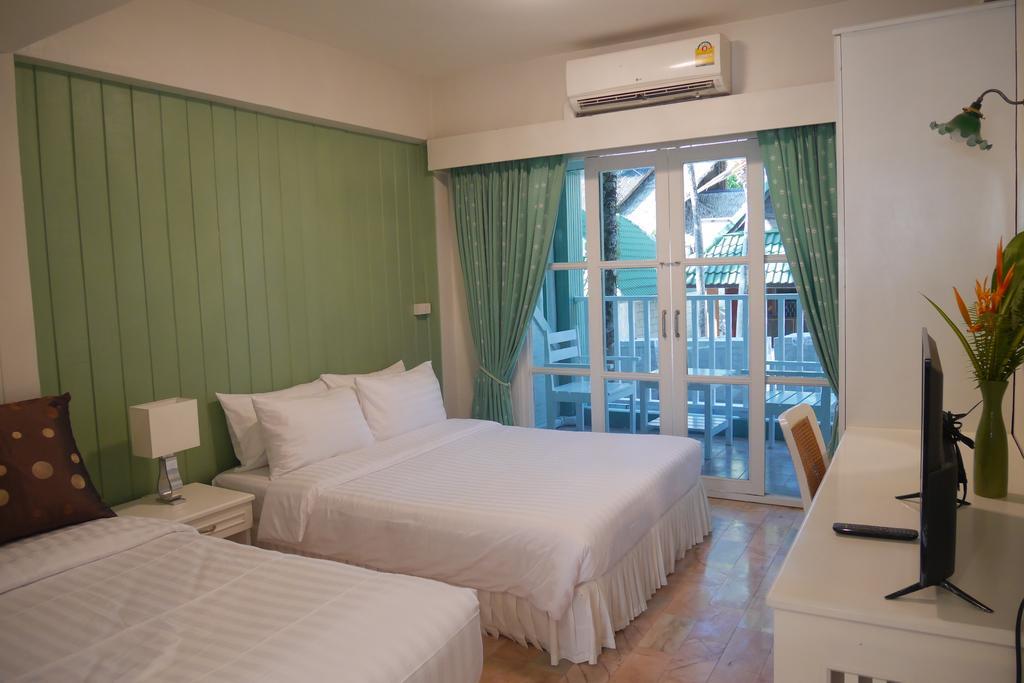 Superior room, Banpu Resort, White Sand beach, Koh Chang