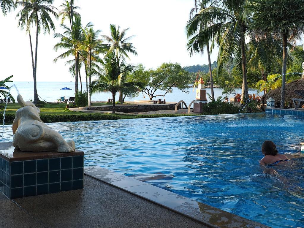 Swimming Pool at Bailan Beach Resort