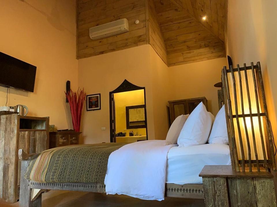 Room at Nirvana Resort, Bangbao