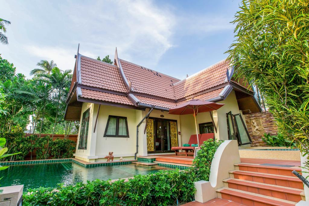 Pool villa , Paradise Resort, Klong Prao beach, Koh Chang