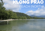 Travel guide and tourist information for Chai Chet and Klong Prao beach, Koh Chang