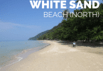 White Sand beach, Koh Chang, Thailand.
