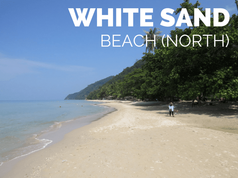 White Sand Beach Koh Chang Thailand