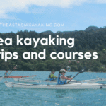 Sea kayaking courses dna day trips on Koh Chang