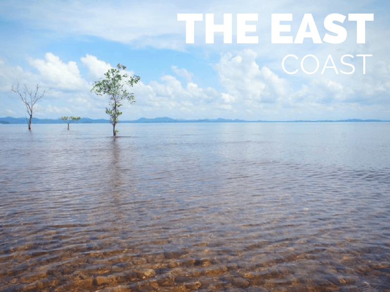 Dan mai and east coast guide updated july 2018 for Beach vacations on the east coast