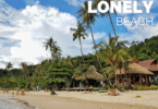Tourist information and travel guide for Lonely Beach, Koh Chang