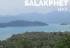 Tourist and travel guide for Salakphet Bay area of Koh Chang island, Trat, Thailand.
