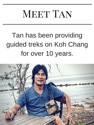 Tan, owner of Tan Trekking, Koh Chang
