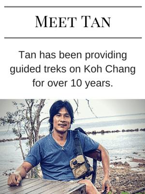Tan, owner of Tan Trekking, Koh Chang