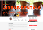 Airbnb offer a choice of over 200 holiday homes and bungalows on Koh Chang