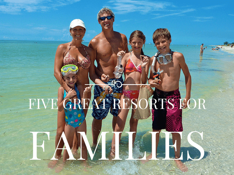 The best family resorts on Koh Chang