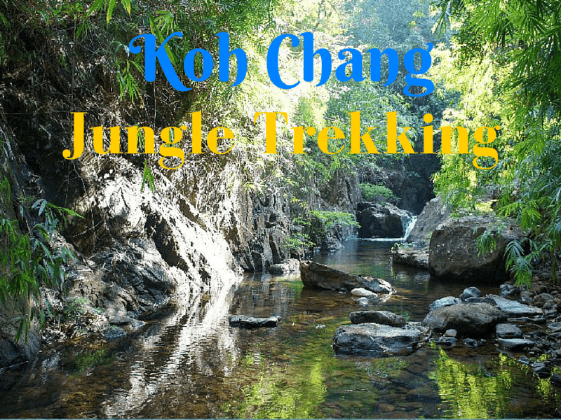 Tan Trekking offer jungle treks on Koh Chang island