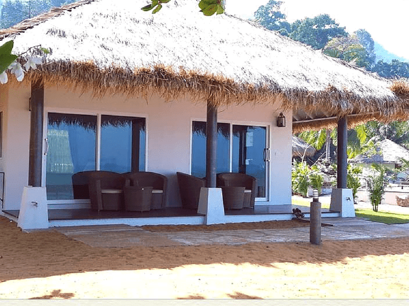 Book a two bedroom family bungalow at Serenity Resort, Koh Chang
