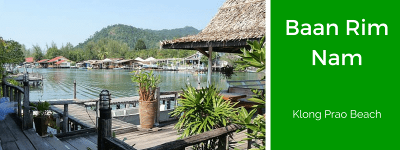Stay at our guesthouse, Baan Rim Nam , Koh Chang