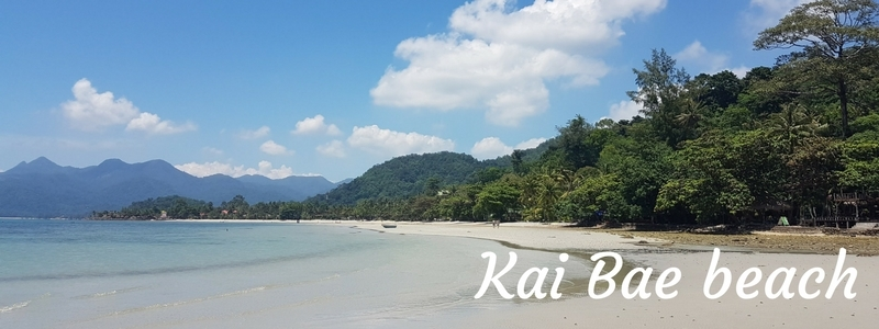Kai Bae beach, Koh Chang