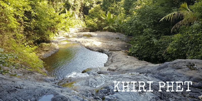 Khiriphet Waterfall, Salakphet, Koh Chang