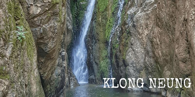 Klong Neung Waterfall, Salakphet, Koh Chang