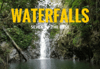 Tourist guide to the best waterfalls on Koh Chang island, Thailand