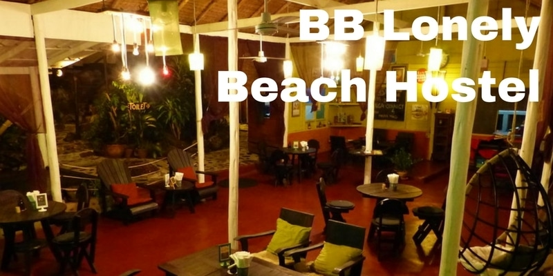 BB hostel Lonely beach budget accommodation