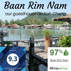 Baan Rim nam guesthouse, Koh Chang