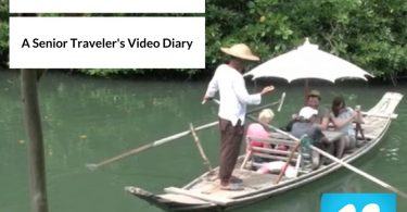 Video diary from UK retiree visiting Koh Chang