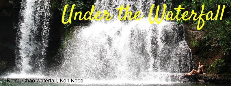Klong Chao waterfall, Koh Kood