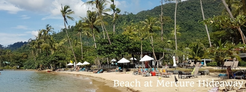 Bailan Beach at Mercure Hideaway
