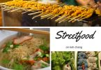 Local food and streetfood on Koh Chang