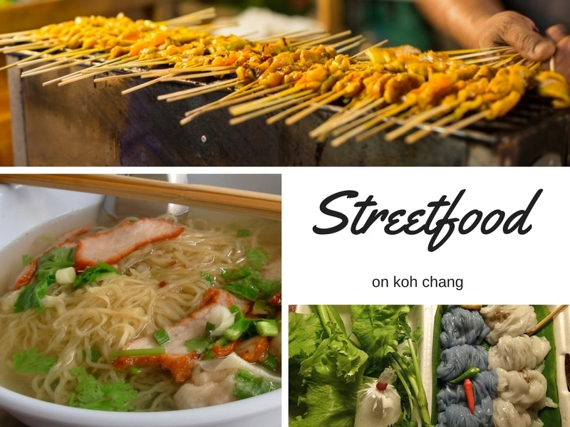 Local food and streetfood on Koh Chang