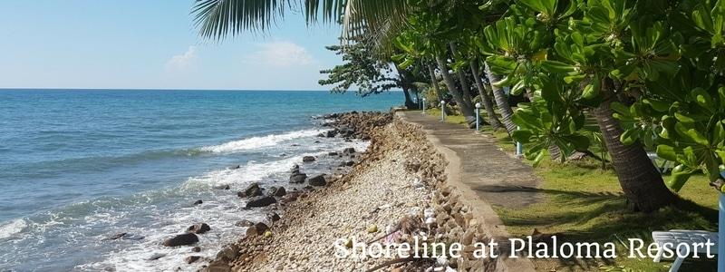 Shoreline at Plaloma Resort, Koh Chang