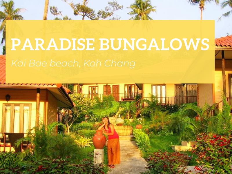 Paradise Bungalows, Kai Bae , Koh Chang