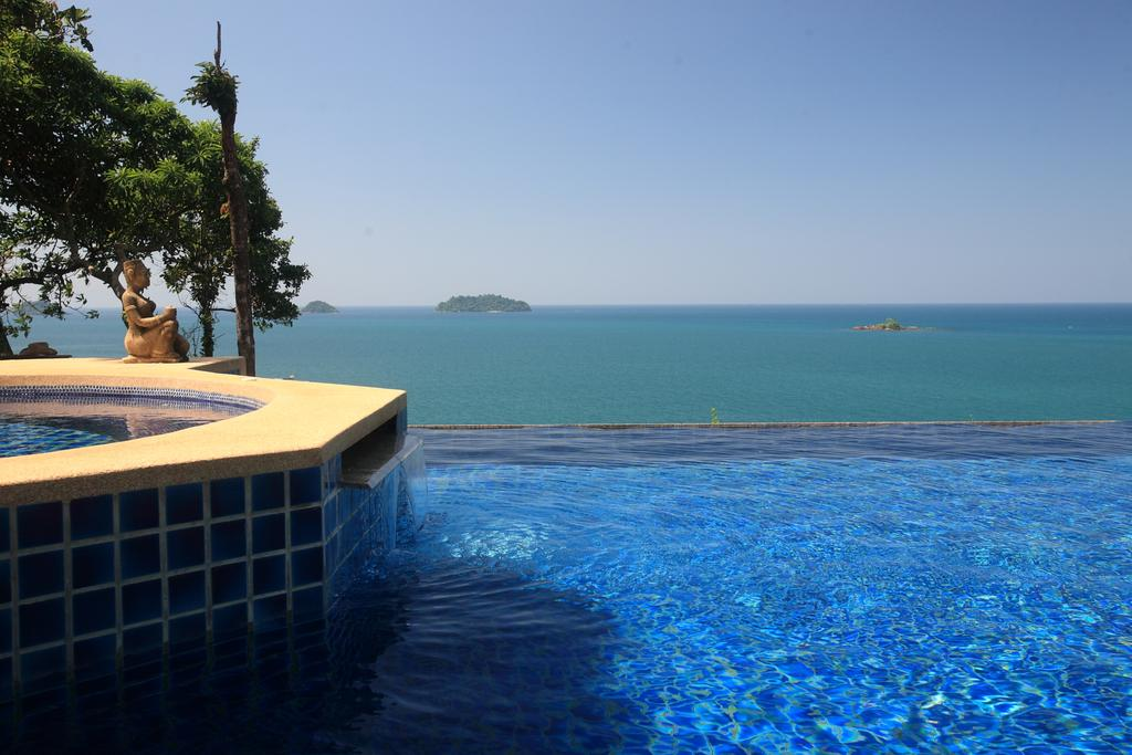 View from the Clifftop pool at Cliff Beach Resort