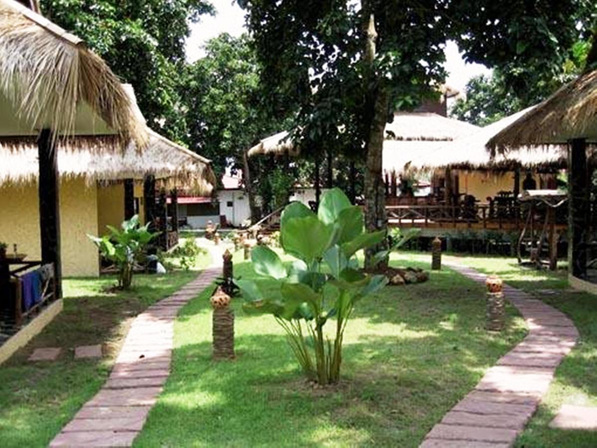 Blurry phoot of Garden Resort